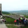 Na zamku w Chęcinach