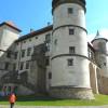 Zamek Lubomirskich w Nowym Wiśniczu