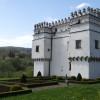 Kasztel siedziba rodu Gładyszów w Szymbarku