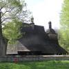 Kościół pw. Św. Filipa i Jakuba z XVI wieku w Sękowej (obiekt wpisany na listę światowego dziedzictwa kultury UNESCO)
