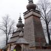 Cerkiew z 2 połowy XVII wieku w Kwiatoniu, wpisana na listę  światowego dziedzictwa kultury UNESCO
