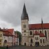 Kościół katolicki o randze bazyliki mniejszej p.w. św. Idziego gdzie  znajduje się 11 późnogotyckich ołtarzy z XV wieku