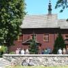 Glinianka-Drewniany-kościół-św.Wawrzyńca-z-1763