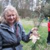 Marzanna z listkiem figowym