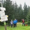 Na przełęczy Iwaniackiej