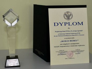 Puchar Dyplom Papier